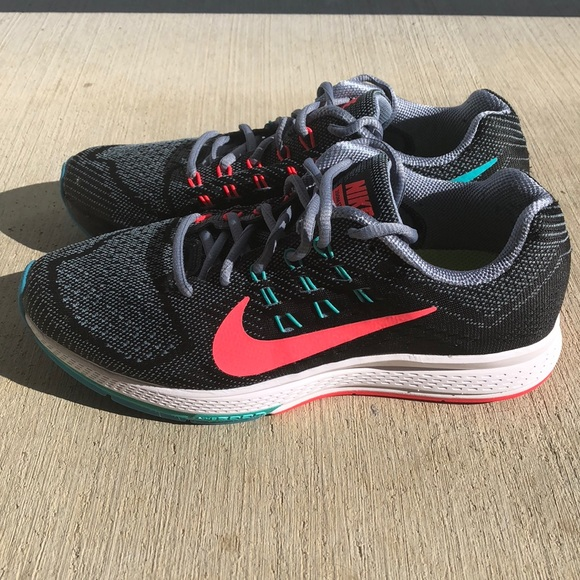 sports shoes d3142 150c1 Women s NIKE Zoom Structure 18 Sz-7.5